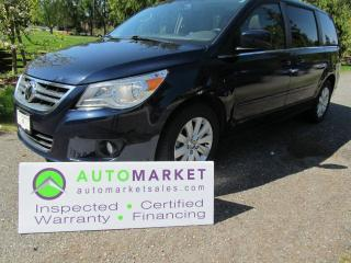 Used 2012 Chrysler Town & Country TOWN & COUNTRY, INSP, BCAA MBSHP, WARR FINANCE for sale in Surrey, BC