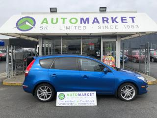 Used 2010 Hyundai Elantra Touring GLS FREE BCAA! WE FINANCE EVERYONE! for sale in Langley, BC