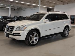 Used 2011 Mercedes-Benz GL-Class GL 550 AMG SPORT PKG/7PASSENGER/ PUSH BUTTON START! for sale in Toronto, ON