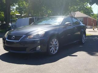 Used 2010 Lexus IS 250 4DR SDN AUTO AWD for sale in Guelph, ON
