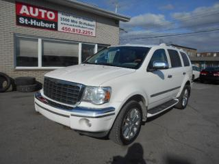 Used 2007 Chrysler Aspen LIMITED AWD ** NAVIGATION ** 7 PLACES ** for sale in St-Hubert, QC