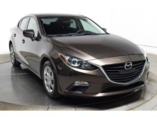 Used 2015 Mazda MAZDA3 Gx A/c Bluetooth for sale in L'ile-perrot, QC