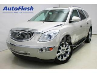 Used 2010 Buick Enclave Cxl-2 Awd 7-Pass for sale in St-Hubert, QC