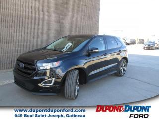 Used 2018 Ford Edge SPORT for sale in Gatineau, QC