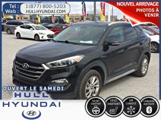 Used 2017 Hyundai Tucson PREMIUM 2.0 AWD for sale in Gatineau, QC