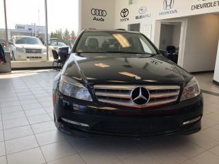 Used 2011 Mercedes-Benz C-Class C 300 berline 4 MATIC / CUIR / TOIT / for sale in Sherbrooke, QC