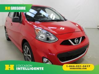 Used 2015 Nissan Micra SR for sale in St-Léonard, QC