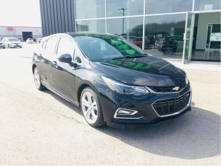 Used 2018 Chevrolet Cruze Hatchback, Premier, Leather for sale in Ingersoll, ON