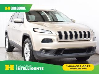 Used 2015 Jeep Cherokee NORTH 4X4 V6 for sale in St-Léonard, QC