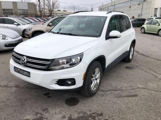 Used 2015 Volkswagen Tiguan Trendline, Mags for sale in Lasalle, QC