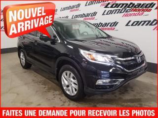 Used 2015 Honda CR-V EX*AUTOMATIQUE*IMPECCABLE+ for sale in Montréal, QC