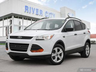 Used 2016 Ford Escape S for sale in Winnipeg, MB