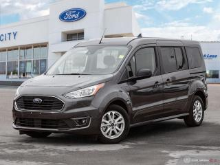 New 2019 Ford Transit Connect Wagon XLT for sale in Winnipeg, MB