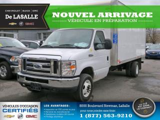 Used 2018 Ford E-Series E-450sd Base 16 Pi for sale in Lasalle, QC
