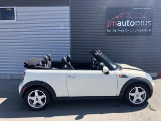 Used 2010 MINI Cooper CONVERTIBLE 2 portes for sale in Québec, QC