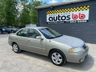 Used 2003 Nissan Sentra for sale in Laval, QC