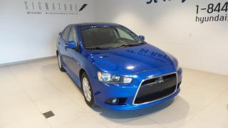 Used 2015 Mitsubishi Lancer Berline SE for sale in St-Raymond, QC