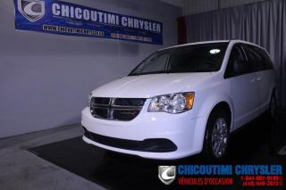 Used 2018 Dodge Grand Caravan SXT for sale in Chicoutimi, QC