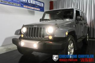 Used 2014 Jeep Wrangler for sale in Chicoutimi, QC
