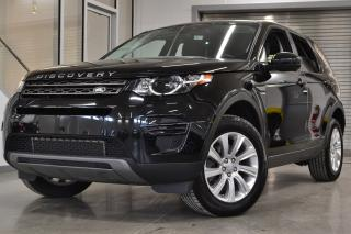 Used 2016 Land Rover Discovery Sport Se Cert for sale in Laval, QC