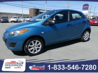 Used 2011 Mazda MAZDA2 GS MAGS 15'' AUTOM. for sale in St-Georges, QC