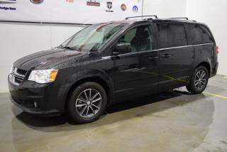 Used 2017 Dodge Grand Caravan SXT for sale in Sherbrooke, QC