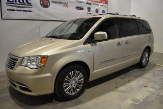 Used 2014 Chrysler Town & Country 7 Passagers+démarreu for sale in Sherbrooke, QC