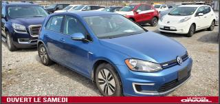 Used 2016 Volkswagen Golf Charge Rapide for sale in Ile-des-Soeurs, QC