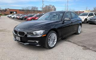 Used 2015 BMW 3 Series 320i xDrive (CERTIFIED) for sale in Brampton, ON