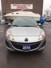 Used 2010 Mazda MAZDA3 GX for sale in Burlington, ON