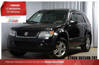 Used 2006 Suzuki Grand Vitara Jlx-L Cuir Sièges for sale in Drummondville, QC