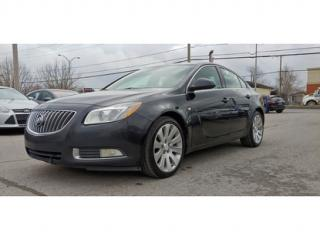 Used 2011 Buick Regal CXL-T for sale in St-Jérôme, QC