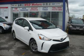 Used 2015 Toyota Prius v BASE for sale in Toronto, ON