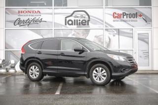 Used 2013 Honda CR-V EX-L AWD ***GARANTIE 10 ANS/200 000 KM** for sale in Québec, QC