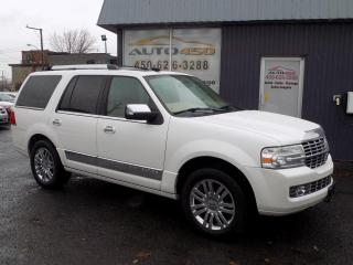 Used 2009 Lincoln Navigator ***4X4,DVD,TOIT,CUIR,SIEGES VENTILLÉ*** for sale in Longueuil, QC
