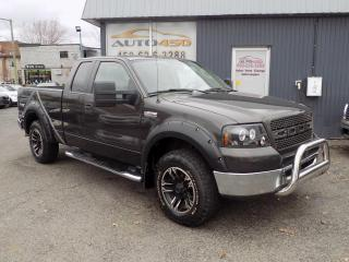 Used 2007 Ford F-150 ****4X4,4 PORTES,MAGS OFFROAD**** for sale in Longueuil, QC