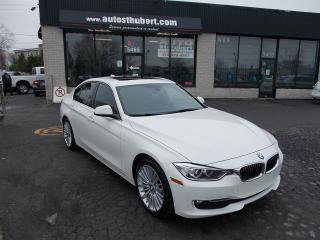 Used 2015 BMW 328 328D XDRIVE DIESEL **NAVIGATION/GPS** for sale in St-Hubert, QC