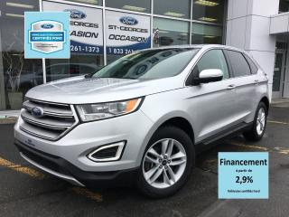 Used 2015 Ford Edge Sel Awd Cert. V6 for sale in St-Georges, QC