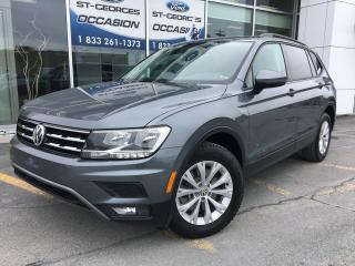 Used 2018 Volkswagen Tiguan Trendline Awd 4 for sale in St-Georges, QC