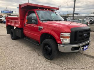Used 2008 Ford F-350 DRW, DIESEL, ACCIDENT FREE, WARRANTY, CERTIFIED for sale in Woodbridge, ON