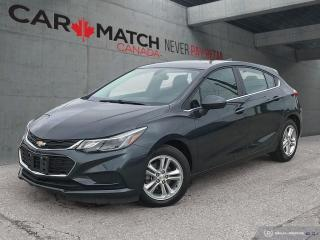 Used 2017 Chevrolet Cruze LT / *AUTO* / NO ACCIDENTS for sale in Cambridge, ON