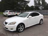 Photo of White 2008 Lexus IS 250