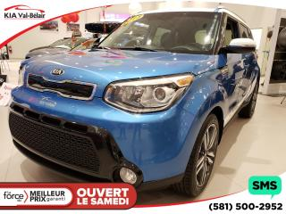 Used 2015 Kia Soul Sx Bluetooth Cuir for sale in Québec, QC