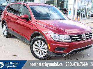 Used 2019 Volkswagen Tiguan TRENDLINE 4MOTION/AUTO/BACKUPCAM/HEATEDSEATS for sale in Edmonton, AB