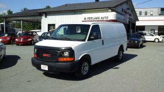 Used 2012 GMC Savana CARGO Traction arrière 2500 135 po for sale in Sherbrooke, QC