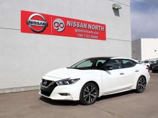 Used 2018 Nissan Maxima SL for sale in Edmonton, AB