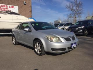 Used 2008 Pontiac G5 SE w/1SB for sale in Burlington, ON