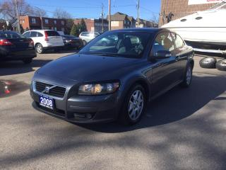 Used 2008 Volvo C30 5cly sunroof for sale in Burlington, ON