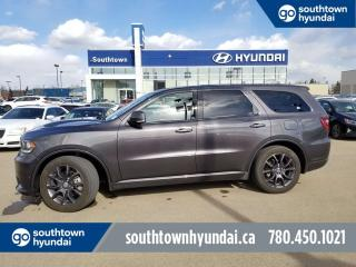 Used 2018 Dodge Durango R/T AWD/LEATHER/BACK UP CAMERA/NAV for sale in Edmonton, AB