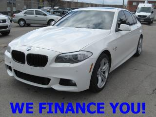 Used 2012 BMW 5 Series 535i xDrive ,M package for sale in Toronto, ON